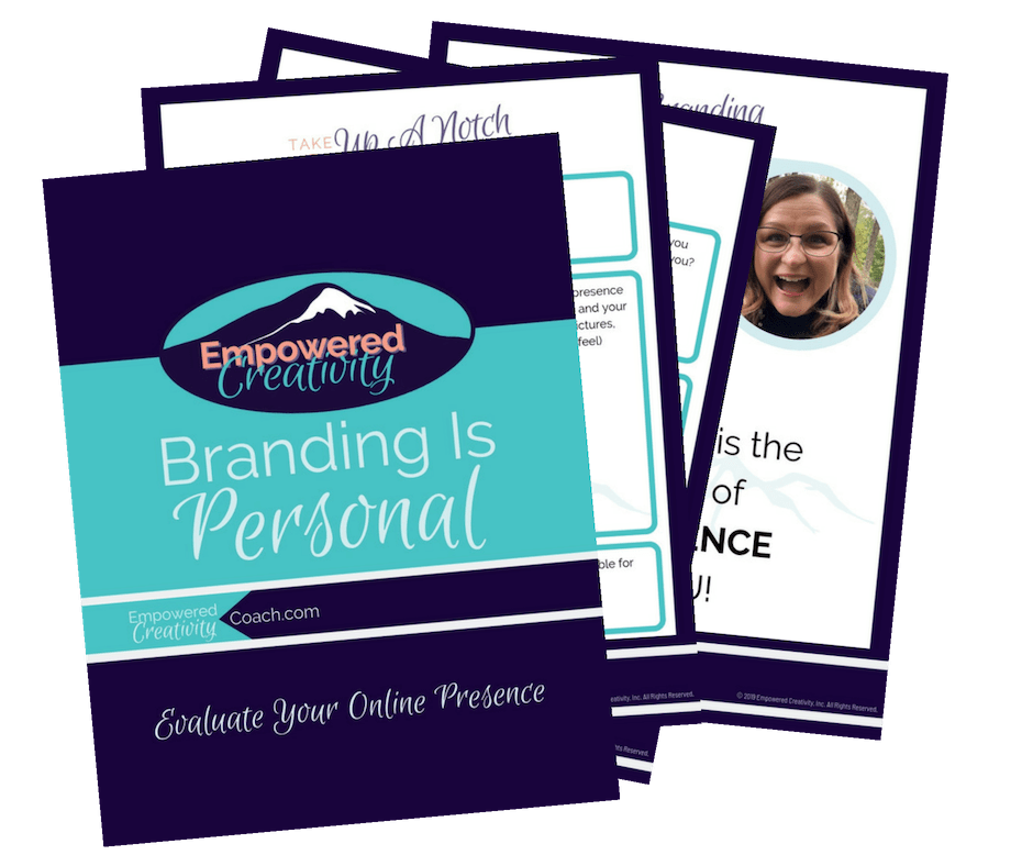 Home page | Empowered Creativity Coach